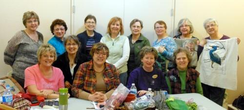 2013 Edmonton Workshop Group