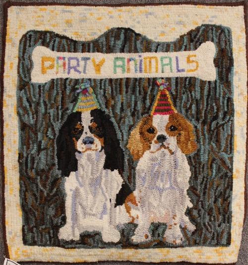 'Party Animals' by Debra Jones