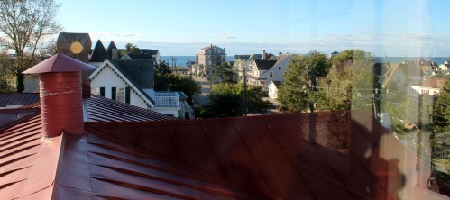 Ocean View from Chalfonte Cupola