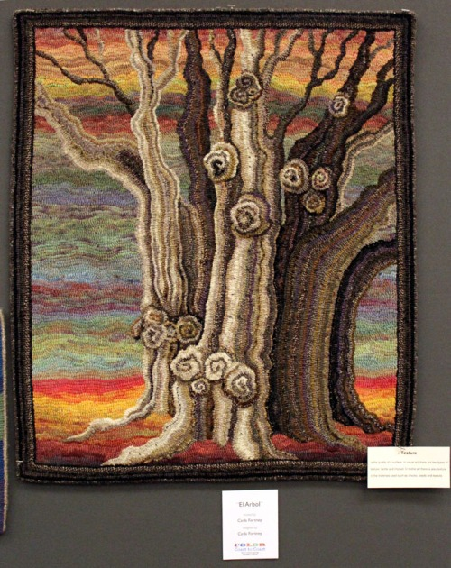 'El Arbol' by Carla Fortney