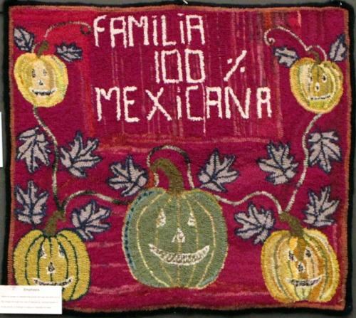 Familia 100% Mexicana by Bonifacia Tovar