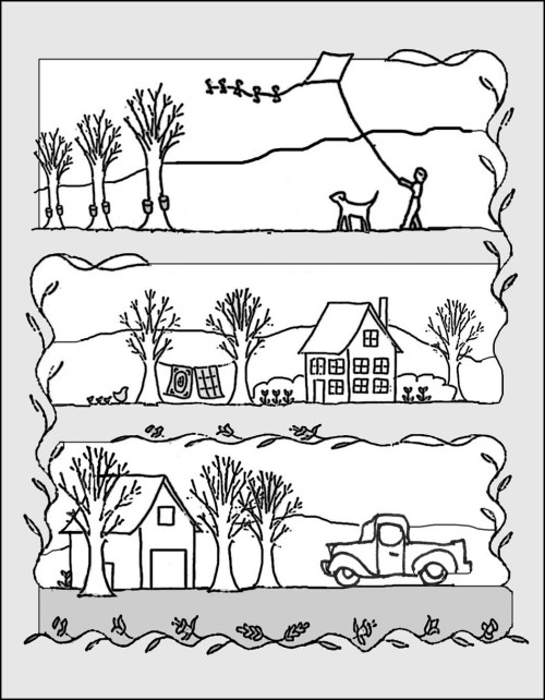 'Dutch Home Sampler' pattern by Laura Pierce