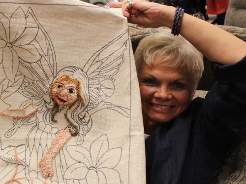 Sharon Kaszyski's fairy grand daughter!
