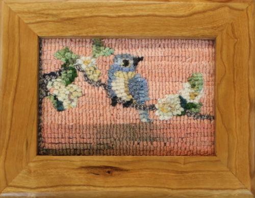 'Blue Bird' hooked by Pat Mischaud