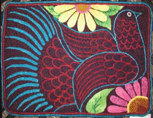 'Prairie Chicken' by Judy Rippstein